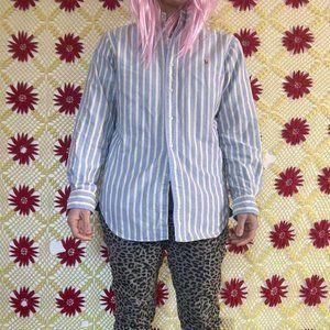 Awesome Ralph Lauren striped dress shirt